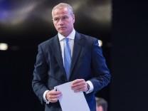 Hauptversammlung Deutsche Börse - Carsten Kengeter