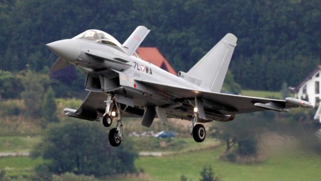 Eurofighter Boeing Österreich