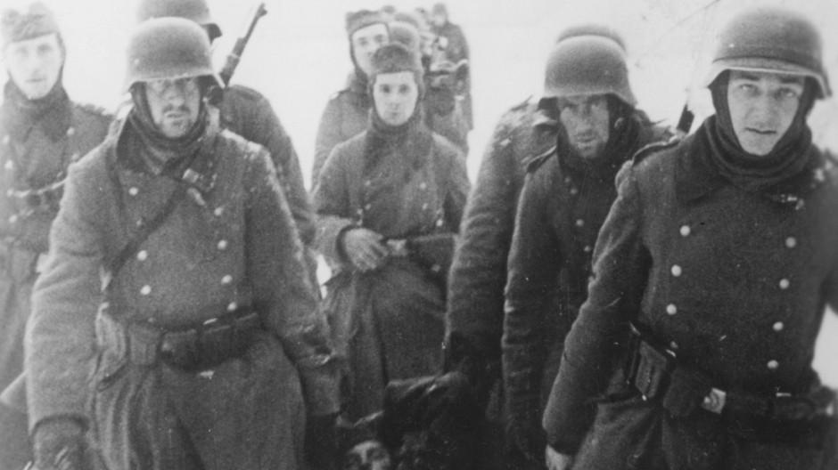 Deutscher R¸ckzug, 1941  | German fallback, 1941