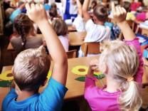 Schüler Grundschule