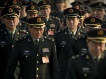 China will Militärausgaben steigern