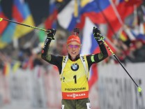 BMW IBU World Cup Biathlon 2017 - Day 3