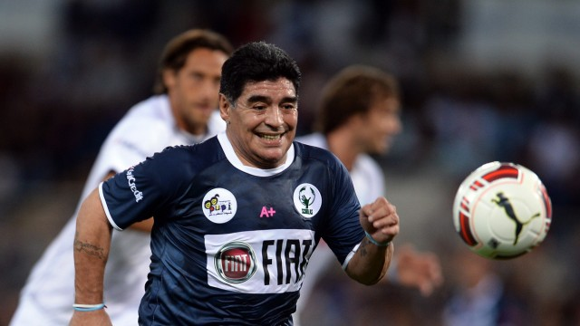 Serie A SSC Neapel