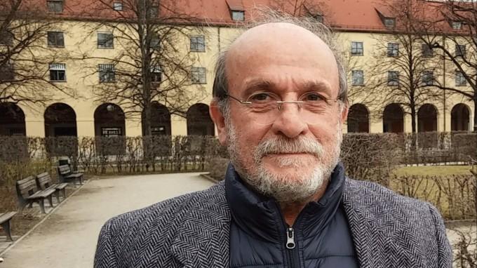 Ertuğrul Kürkçü ist Abgeordneter der prokurdischen HDP und kämpft für ein