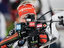 BMW IBU World Cup Biathlon 2017 - Day 1