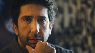 American actor and director Schwimmer poses for a portrait during the 35th Toronto International Film Festival