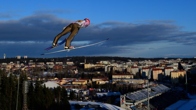 Men's Team Ski Jumping HS130 - FIS Nordic World Ski Championships