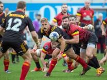 Rugby Deutschland - Belgien