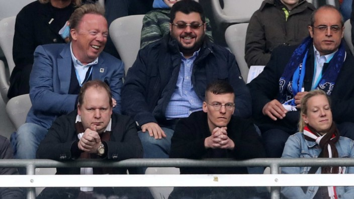 2. Fussball Bundesliga TSV 1860 München St Pauli