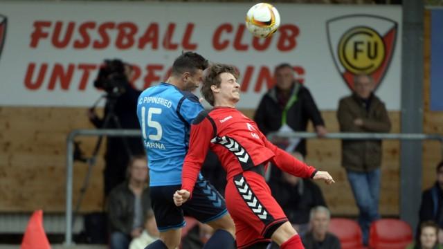 Regionalsport FC Pipinsried gegen FC Unterföhring
