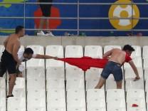 England v Russia - Group B: UEFA Euro 2016; Hooligans