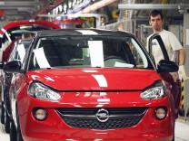 Opel Celebrates Launch Of New Adam Car