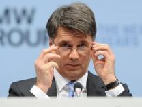 BMW Bilanzpressekonferenz