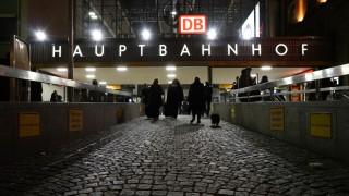 Polizei in München Hauptbahnhof