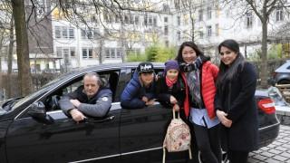 Fahrdienst Service für Familien