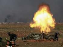 Kämpfe bei Mossul