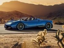 Der neue Pagani Huayra Roadster.