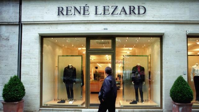René Lezard Insolvenz