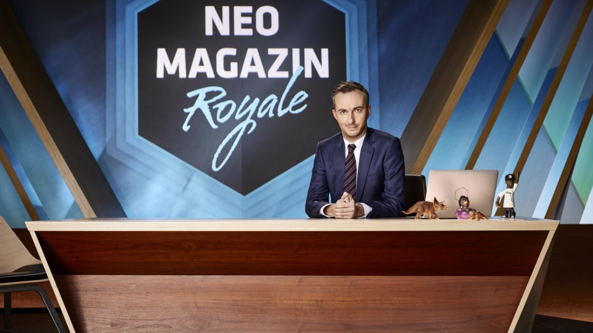 Neo Magazin Royale Produzenten Im Interview Medien Süddeutschede