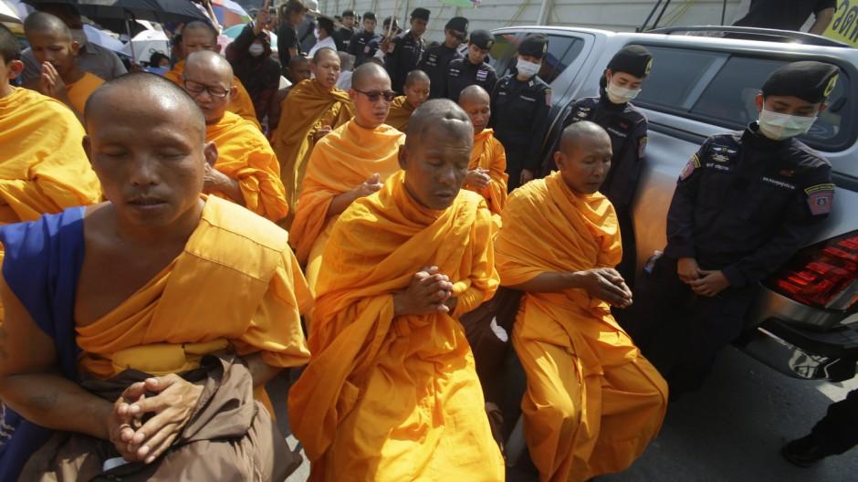 Buddhismus Thailand