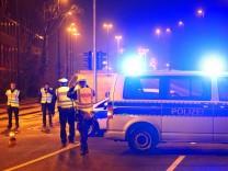 Fund einer Weltkriegsbombe in Düsseldorf