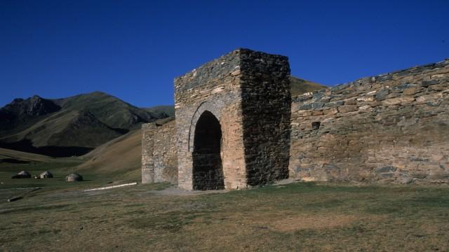 Seidenstraße Zentralasien