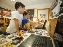 scientific-technological kindergarten, Israel