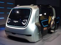 VW Sedric auf dem Genfer Autosalon 2017