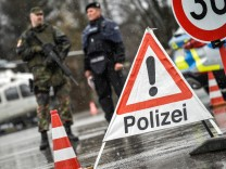 German Police And Military Hold GETEX Anti-Terror Exercises