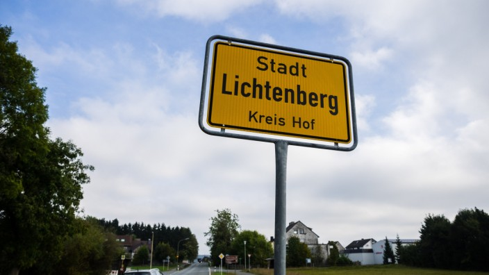 Fall Peggy - Lichtenberg