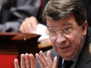 Frankreichs Arbeitsminister Xavier Darcos, Foto: AFP