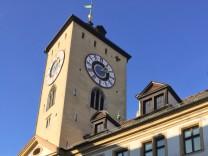 Altes Rathaus in Regensburg, 2017