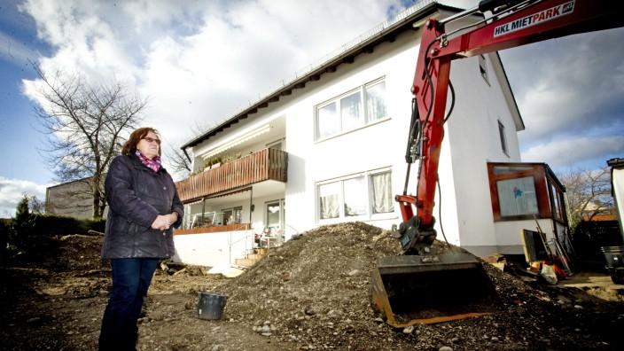 München: FREIMANN - Kampfmittelfund - Evakuierung Zwergackerweg