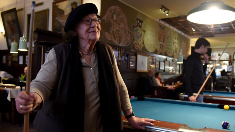 München Billard mit 97 Jahren