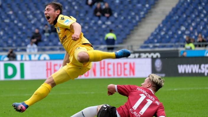 Hannover 96 - TSV 1860 München