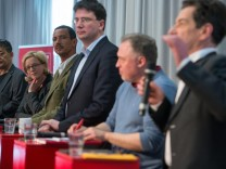 Erste Vorstellungskonferenz für bayerischen  SPD-Vorsitz