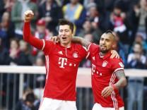 Football Soccer - Bayern Munich v Eintracht Frankfurt - German Bundesliga