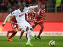 FC Ingolstadt 04 v 1. FC Koeln - Bundesliga