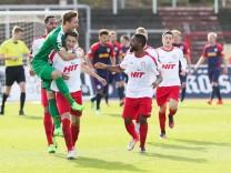 Fußball GER Dritte Liga 26 Spieltag Fortuna Köln Jahn Regensburg am Samstag 11 März 2017 im; Fortuna Köln