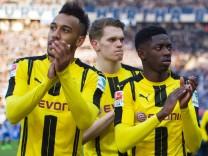 Hertha BSC - Borussia Dortmund 2:1