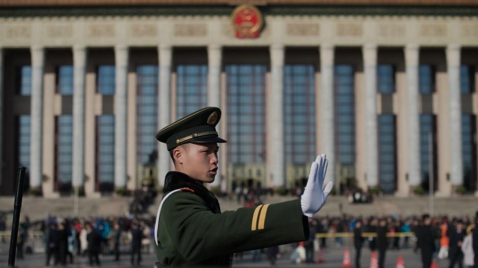 Menschenrechte Gesetze in China