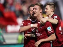 1. FC Nürnberg - Arminia Bielefeld