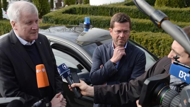 CSU-interner Gesprächskreis in Neufahrn