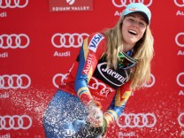 Audi FIS World Cup - Squaw - Ladies' Slalom