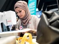 Eröffnung Internationale Handwerksmesse München