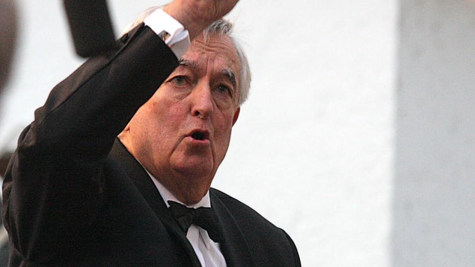 Röhrmoos Erinnerung an Dirigenten aus Röhrmoos
