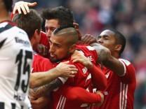 Bayern Muenchen v Eintracht Frankfurt - Bundesliga