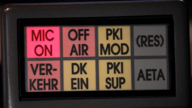 Radio-Moderatorenpad, 2009