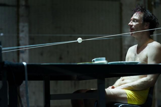 'Die Welt im Rücken' im Akademietheater in Wien