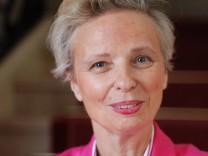 Die Schriftstellerin und Historikerin Claudine Monteil 2011.